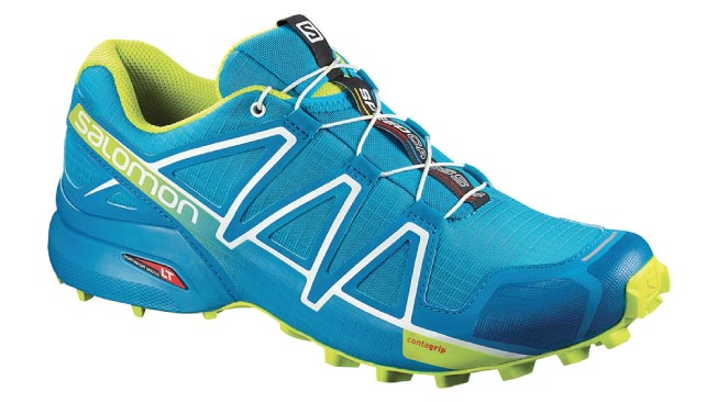 salomon speedcross 4 gialle