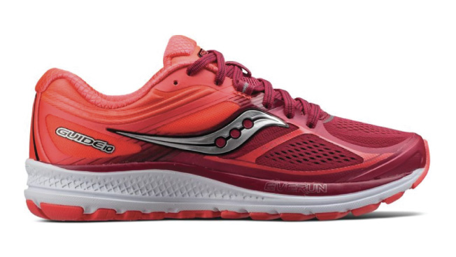 Saucony Guide 10 iso recensioni