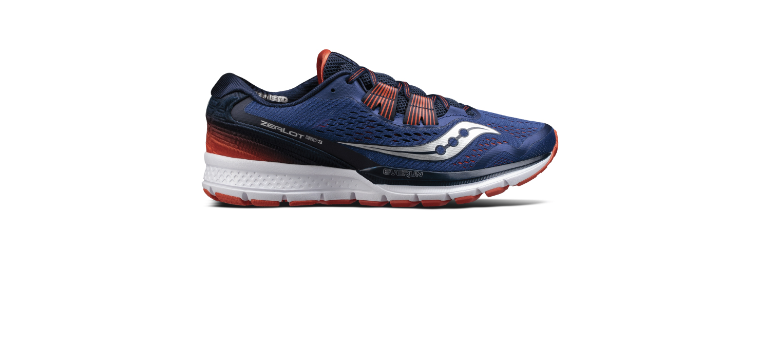 saucony men's zealot iso 3 running shoe review