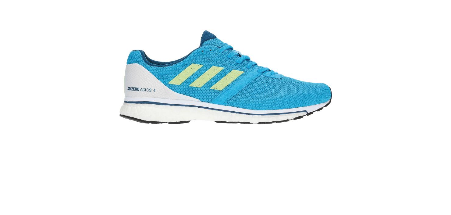 Adidas Adizero Adios 4: Recensione Completa con Prezzo e Opinioni