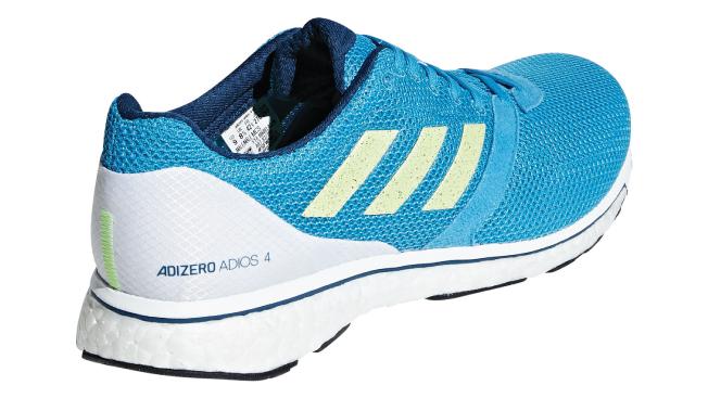 Adidas Adizero Adios 4 caratteristiche