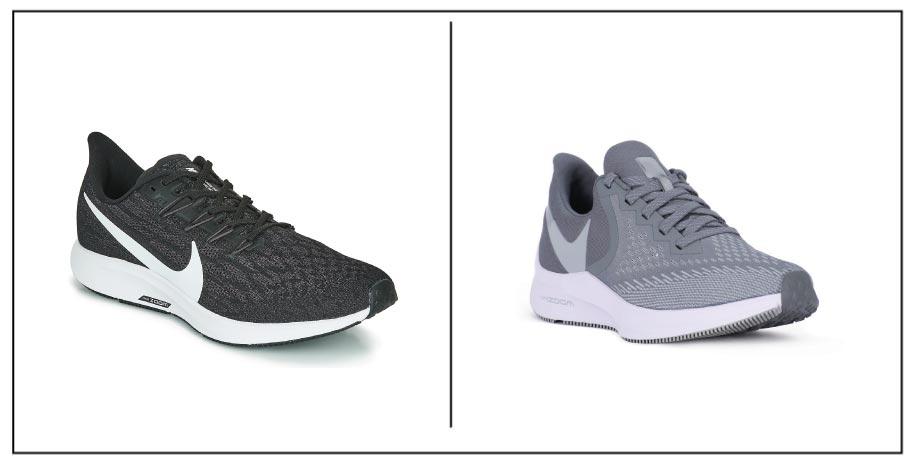 Nike Zoom Winflo 6 vs Pegasus 36