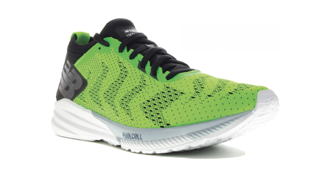 new balance fuel cell recensione