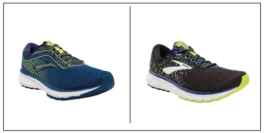 Brooks Ghost 12 vs Brooks Glycerin 17