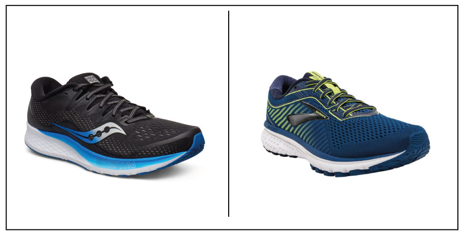 Saucony Ride ISO 2 vs Brooks Ghost 12