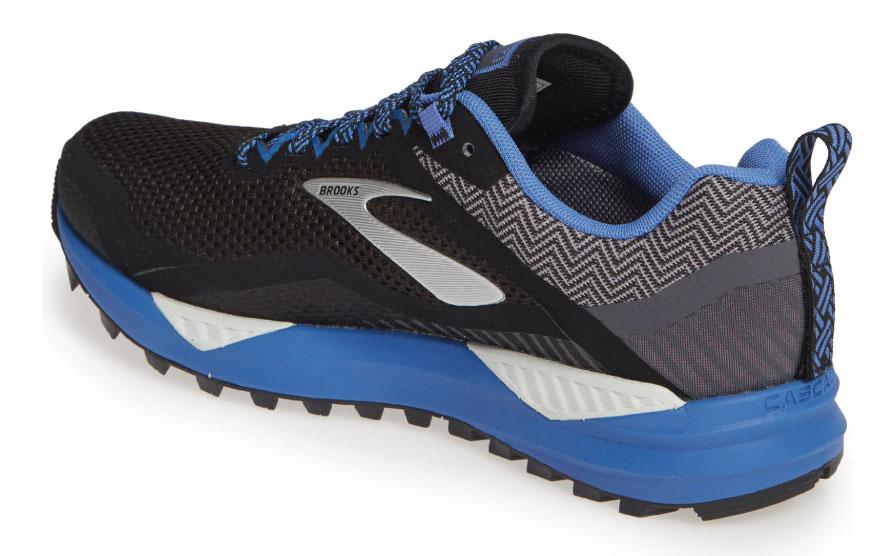 scarpe trail running brooks cascadia