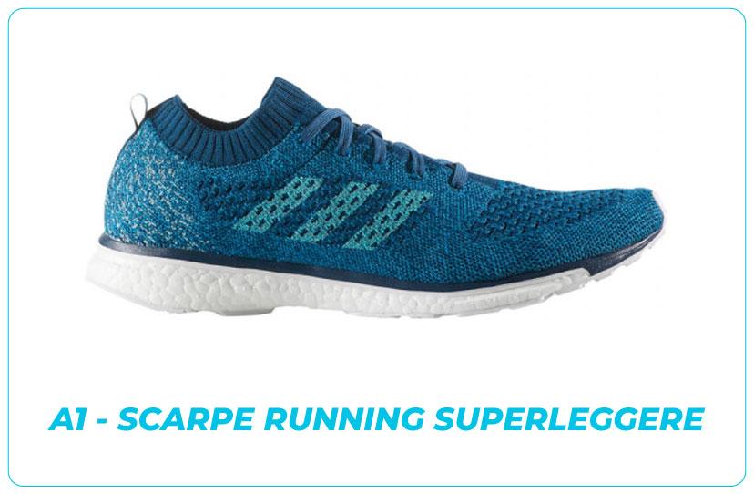 scarpe running a1