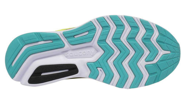 running shoes saucony ride